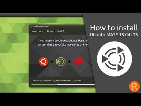 how-to-install-ubuntu-mate-18.04-lts