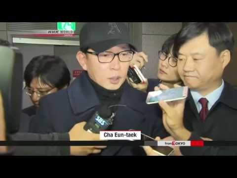 Park refuses interview with prosecutors
