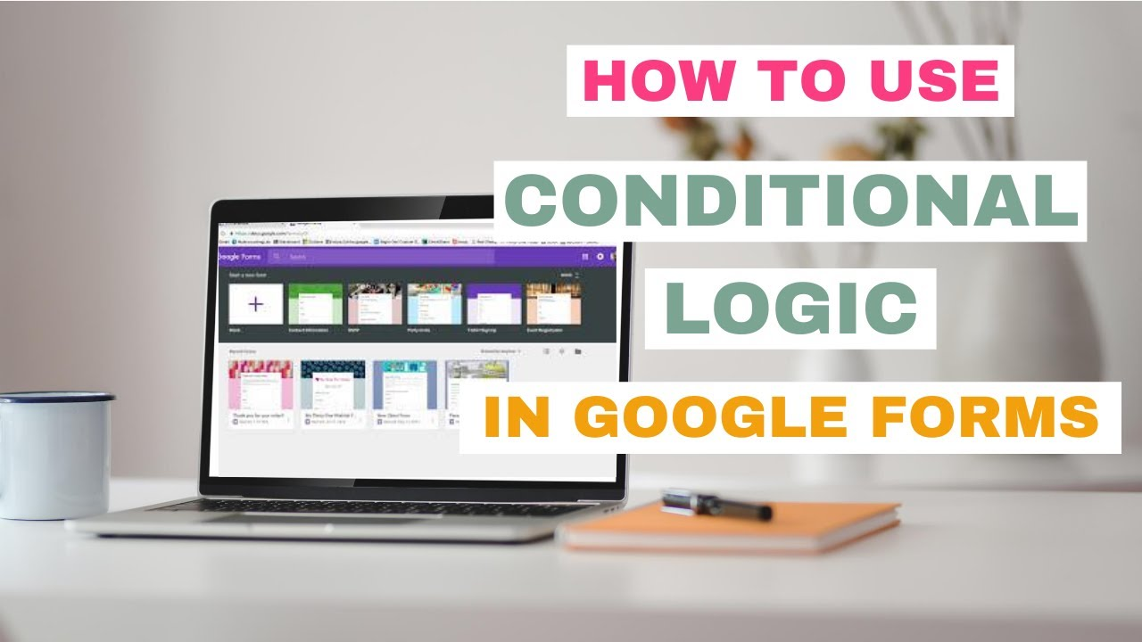 Google Forms - Conditional Logic How-To