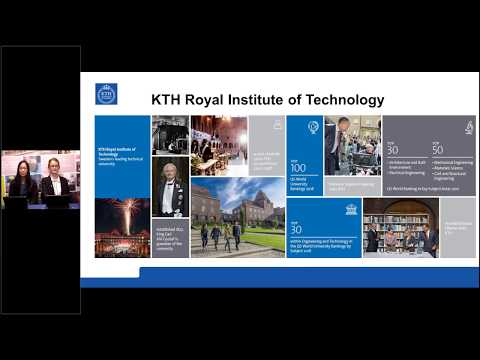 KTH & the admissions process