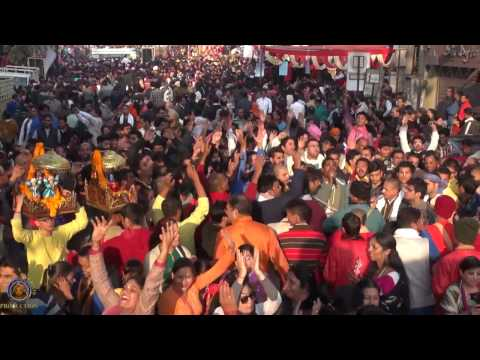 20161219 LUDHIANA RATHA YATRA FESTIVAL WITH HUGE CROWDS.