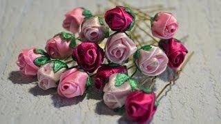 Pin-roseta – Master classic – Kanzashi – Natasha Bochkova