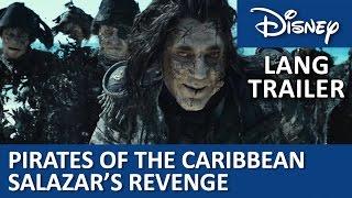 Lang trailer | Pirates of the Caribbean: Salazar's Revenge