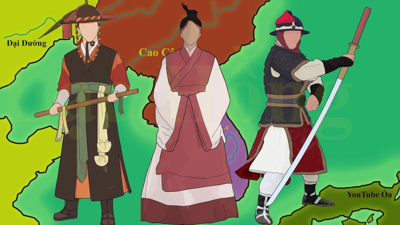 Tóm tắt nhanh lịch sử hình thành đất nước Hàn Quốc và Triều Tiên trong 9 phút   BRIEF DOCUMENTARY