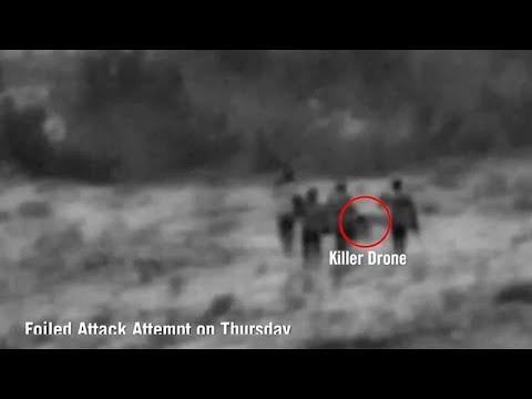 Guerra Dei Droni Fra Israele E Iran