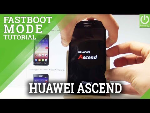 Fastboot & Rescue Mode in HUAWEI Ascend G620s |HardReset.info