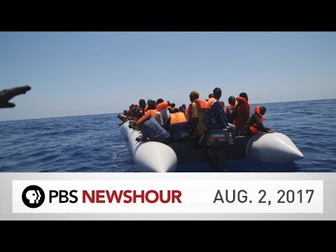 PBS NewsHour full episode August 2, 2017