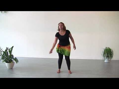 African Dance Movement, Step 6, Breaking Barriers, StepFlix Lessons