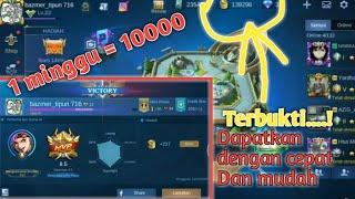 Beberapa cara tercepat mendapatkan koin atau battle point,!,..Mobile Legends..!, TontonSampeAbisDulu