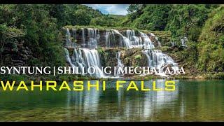 A VISIT TO SYNTUNG - 7 WATERFALLS (MEGHALAYA)