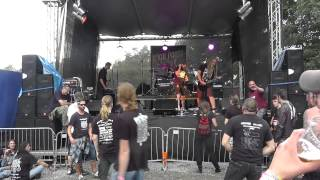 Afgrund live @ Fekal Party 16, 2014   FULLHD