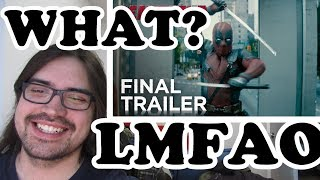Pothead Reacts 2 Deadpool 2: The Final Trailer (20th Century Fox) LIVE + REACT-CEPTION thumbnail