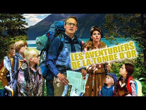 Les aventuriers de la tombe d'or - Film complet JEUNESSE en français