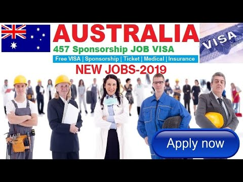 Latest Openings  In Australia  2019//How To Find Job In Australia//New Jobs At Australia