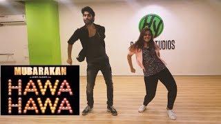 Hawa Hawa - Mubarakan | Bollywood Dance Choreography | HY Dance Studios