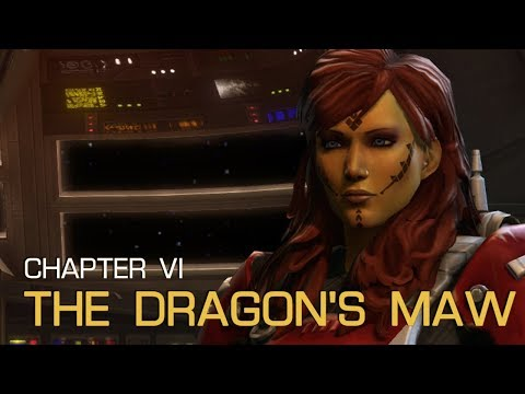 SWTOR: Knights of the Eternal Throne - Chapter 6: The Dragon's Maw (Trooper)