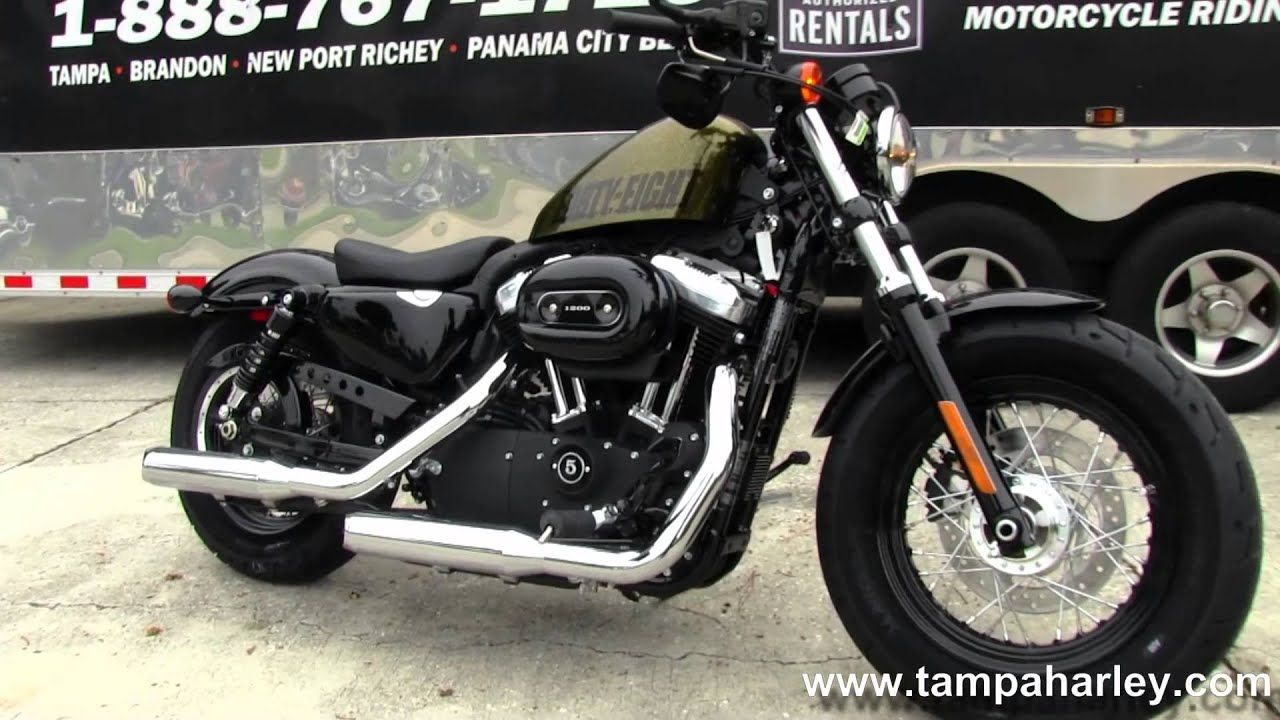 New 2013 Harley Davidson Sportster Forty Eight XL1200X
