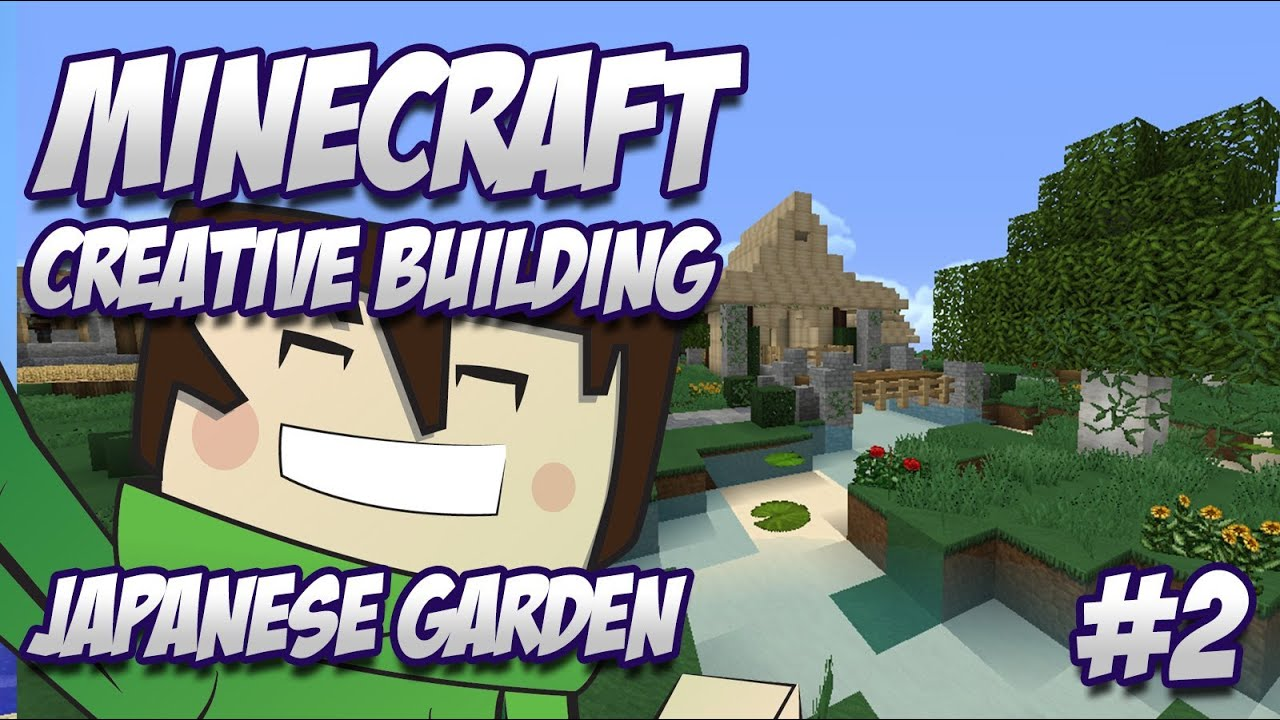 Minecraft Zen Garden minecraft creative build: japanese garden (zen garden) - #2 - youtube