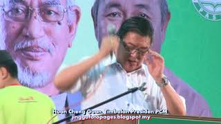 20170930 Bekas naib presiden Gerakan belasah DAP & LGE atas pe…