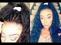 Two Strand Twists On A Lace Frontal Wig! Ft. Gem Beauty Hair