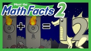 meet the math facts addition subtraction 6 6 12