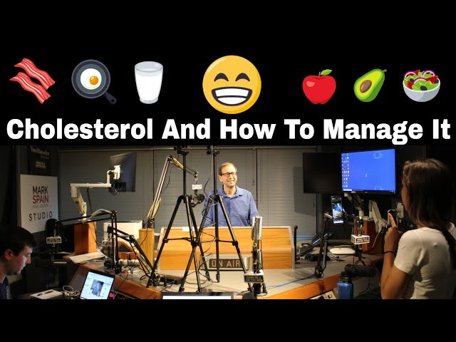 Cholesterol And How To Manage It