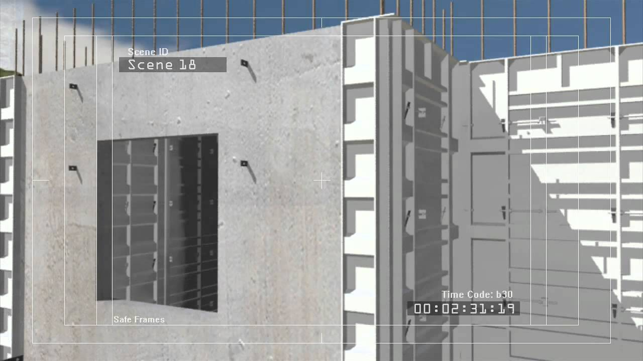 Hi Tech Formwork for High Rise Concrete Construction 720p - YouTube