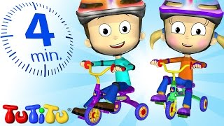 TuTiTu Specials | Tricycle | Toys and Songs for Children