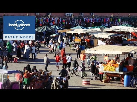 The crafters and creators of Marrakesh - Lonely Planet travel video