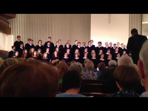 Set me as a seal -St.Olaf Choir