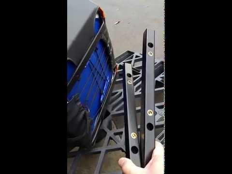 Standard Suspension Rzr Seats Walk Around