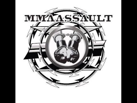 Mmaassault presents  Jesse Butler vs Garrett Howell at BattleGround 1