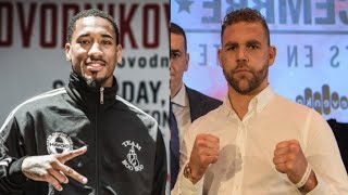 EDDIE HEARN TO SIGN ANDRADE, TO ALLOW DUCK  B.J. SAUNDERS thumbnail