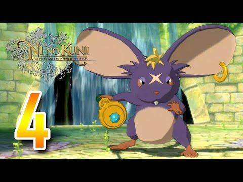 Ni No Kuni (4) Melawan TIKUS RAKSASA!! :O