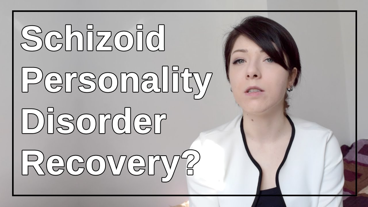 living with schizoid personality disorder