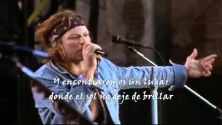 Bon Jovi   Always Live in London 1995 Subtitulado