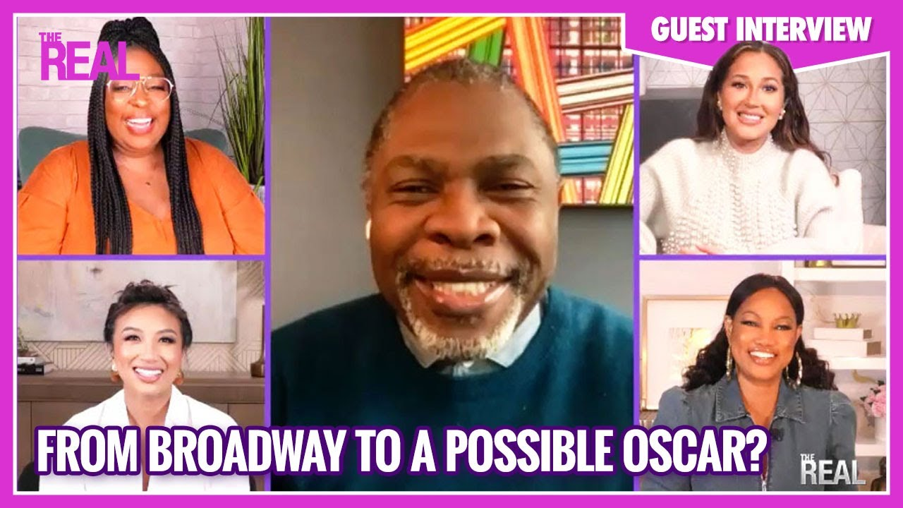 Actor Michael Potts Reveals Favorite Moment Working with Chadwick Boseman