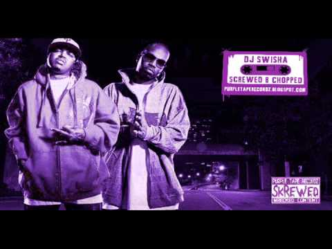 Three 6 Mafia - Hood Star (Skrewed & Chopped By DJ Swisha)