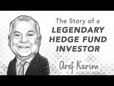 How the Largest Investor in Hedge Funds Got Started | with Aref Karim