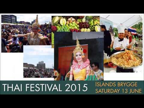 Thai Festival 2015 Copenhagen spot campaign