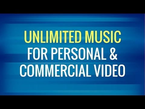 Unlimited Royalty Free Music For Video Editing