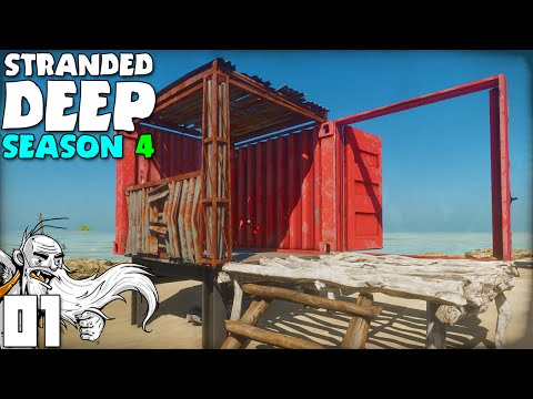 """WE'RE STRANDED...AGAIN!!!""  Stranded Deep S04 Part 1 - 1080p PC Gameplay"