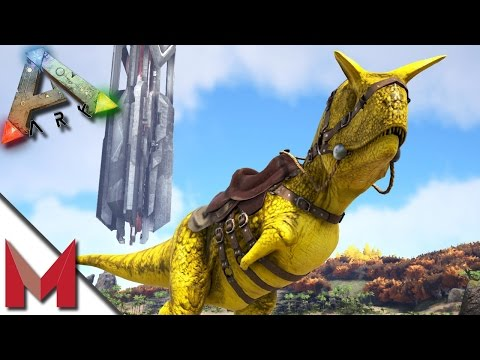 ARE ALL MYSTIC DINOS GOOD? -=- ARK: SURVIVAL EVOLVED GAMEPLAY / MYSTIC ACADEMY -=- S1E17