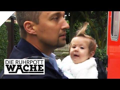 Baby ins Auto gesperrt: Depressive Mutter vergisst Kind  Die Ruhrpottwache  SAT.1 TV