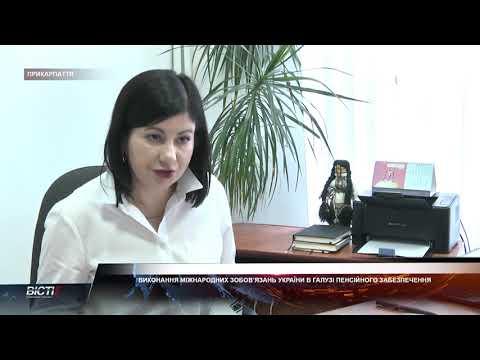 Виконання міжнародних зобов'язань України в галузі пенсійного забезпечення