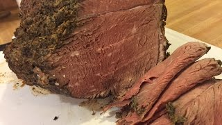 How to Cook a Sirloin Tip Roast - Perfect Roast Beef