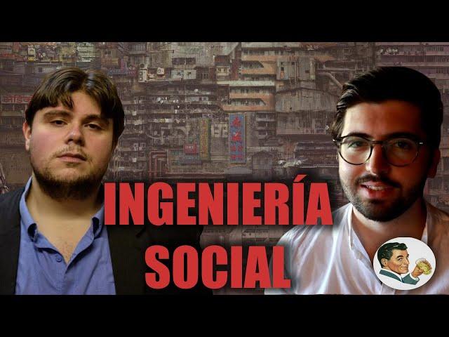 INGENIERÍA SOCIAL Y LIBERALISMO - Con Nicolás Morás