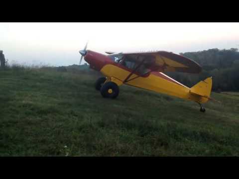 Ohio Bush Planes 2014 PA-12