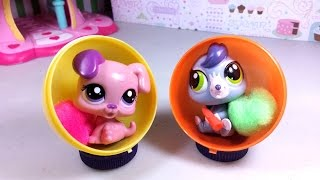 Easy Custom Diy Lps Doll Accessories: How To Make A Tiny Chair ♦ Dolhouse Furniture