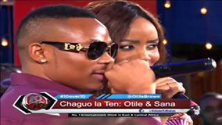 What is this Love? Otile Brown, Sanaipei opens up about 'Chaguo La Moyo' #10Over10